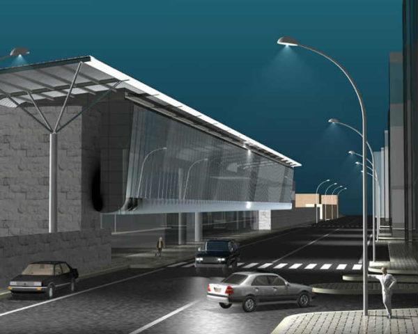 Bari la stazione centrale raddoppia e aggiunge 6 for Grande arredo mobili bari