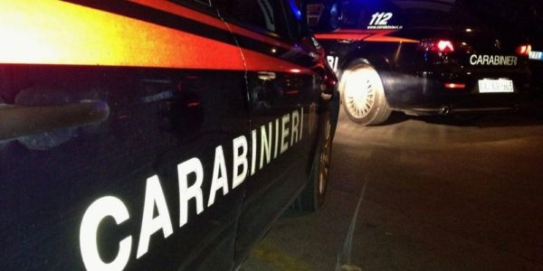 Risultati immagini per carabinieri auto di notte