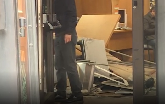Esplosione Nella Notte In Puglia Assalto Al Bancomat Di Foggia